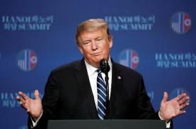 Trump Pangkas Kuota Impor Baja dari Brasil