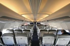 Ini Bagian di Pesawat yang Berisiko Menularkan Virus…