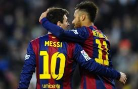 PSG Manfaatkan Neymar & Di Maria untuk Bujuk Lionel Messi ke Paris