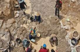Tambang Timah di Bangka Tengah Longsor, 6 Penambang Tewas Terkubur