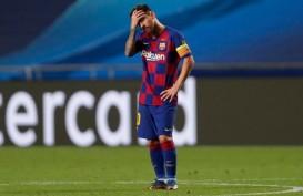 Lionel Messi vs Barcelona : Sang Bintang Menolak Latihan Bersama