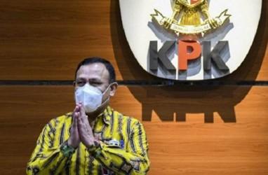 KPK Berlakukan WFH, Bagaimana Nasib Sidang Etik Firli Bahuri?