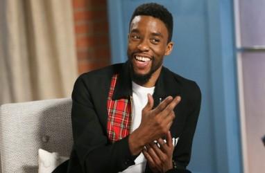Cuitan Terakhir Akun Chadwick Boseman Pecahkan Rekor Terbanyak Disukai, Kalahkan Obama