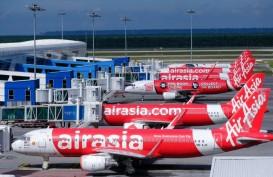 Rugi Bersih AirAsia Indonesia (CMPP) Membengkak Jadi Rp345,53 Miliar