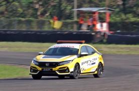 Mobil Official ISSOM 2020, Honda Civic Kawal Peserta…