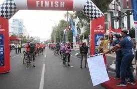 Pesohor & Komunitas Pesepeda Ramaikan Tour de Borobudur