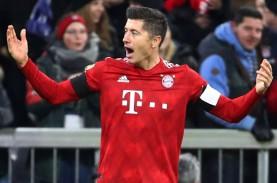 Robert Lewandowski Pemain Terbaik Jerman Musim 2019–2020