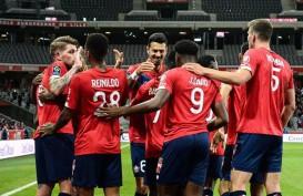 Hasil Liga Prancis, Gol Bamba Antar Lille Tundukkan Reims