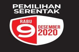 ANGGARAN PILKADA SERENTAK 2020 : Realisasi Mendekati…