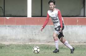 Bali United Pinjamkan Hanis Saghara ke PSMS Medan