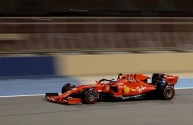 Ferrari Gagal Total di GP Belgia, Begini Reaksi Leclerc dan Vettel