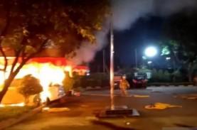 Polda Metro dan Kodam Jaya Usut Penyerangan Mapolsek…