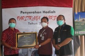 BPD Bali Raih Paritrana Award
