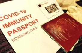 Inggris Siapkan Paspor Kekebalan Virus Corona untuk Traveling