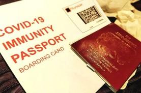 Inggris Siapkan Paspor Kekebalan Virus Corona untuk…