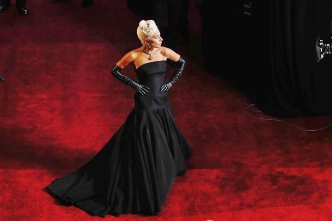 Lady Gaga. - REUTERS/Lucas Jackson