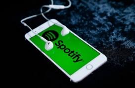 Hore, Bayar Spotify Sekarang Bisa Pakai GoPay
