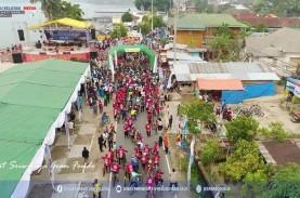 Balap Sepeda Sriwijaya Ranau Gran Fondo Dihelat November…