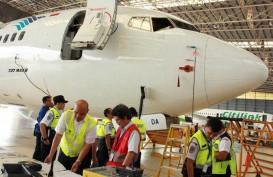 Pergerakan Pesawat Meningkat, GMF AeroAsia Optimistis