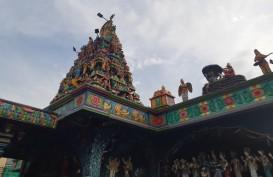 Wisata Religi Komunitas India di Kuil Shri Mariaman