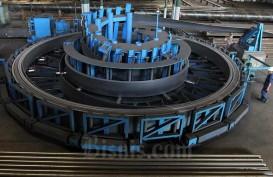 Bersaing dengan Baja Impor, Krakatau Steel (KRAS) Genjot Produk Baja Hilir