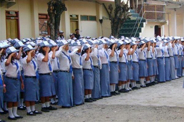 Siswa Sekolah Menengah Atas (SMA)