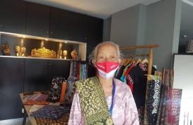 Pedagang Batik Dapat Banpres Produktif, Terbantu Mendapat Tambahan Modal Usaha