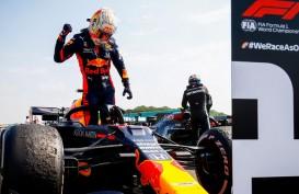 Formula Satu Grand Prix Belgia, Red Bull Melesat di Papan Atas