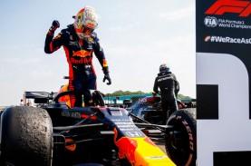 Formula Satu Grand Prix Belgia, Red Bull Melesat di…