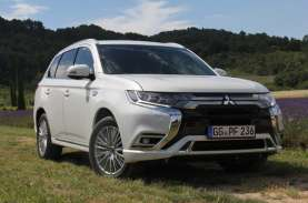 Penjualan Mitsubishi Outlander dan Eclipse Cross Merangkak…