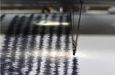 Gempa M5,1 Guncang Pegunungan Bintang Papua