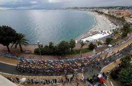 Klasemen Umum Tour de France Setelah Etape Tiga Selesai
