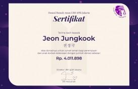 Ulang Tahun Jungkook BTS, ARMY Indonesia Sumbang Dana Untuk LBH Apik