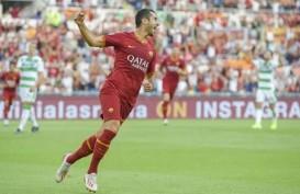 Meredup di Arsenal, Mkhitaryan Akhirnya Pilih Bergabung ke Roma