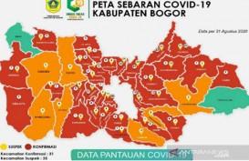 Dalam Satu Bulan, 9 Pasien Covid-19 di Kabupaten Bogor Meninggal