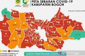 Dalam Satu Bulan, 9 Pasien Covid-19 di Kabupaten Bogor…