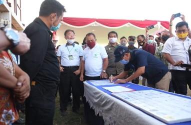 Pupuk Kaltim Hadirkan Agro-Solution di Sulawesi Utara Untuk Dorong Kemandirian Petani