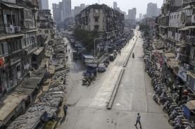 PDB India Nyungsep 23,9 Persen, Terburuk Diantara…