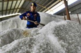 Potensi Keunikan Garam Gunung Krayan Bakal Dimaksimalkan