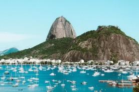 Ini Lokasi Kulineran Seru di Rio de Janeiro