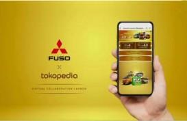 Mitsubishi Fuso Buka Dealer Digital di Tokopedia