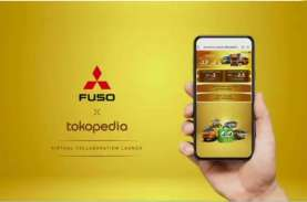 Mitsubishi Fuso Buka Dealer Digital di Tokopedia