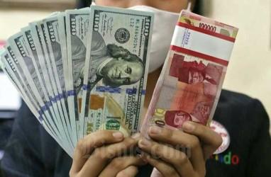 IHK Agustus Kembali Deflasi, Rupiah Berbalik Melemah