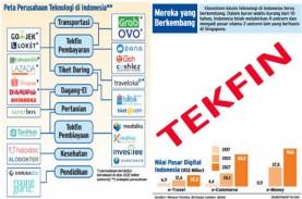 Tren Transaksi Online, Potensi bagi Fintech dan Pemulihan…