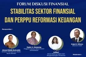Reformasi Sistem Keuangan, Pelaku Perbankan Usul Pengawasan…