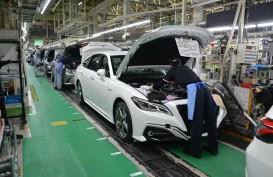 Pasar Otomotif di Jepang Belum Menunjukkan Pemulihan
