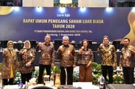 RUPSLB Bank BJB Bahas Bank Banten, Apa Hasilnya?