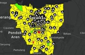 Covid-19 DKI Jakarta 1 September: Kasus Aktif Masih 8.764 Orang