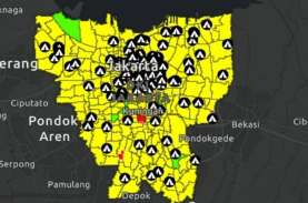 Covid-19 DKI Jakarta 1 September: Kasus Aktif Masih…