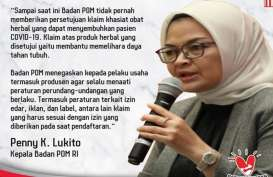 BPOM Laporkan Hasil Perburuan Vaksin Corona untuk Indonesia